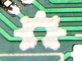 OSHW logo on PCB